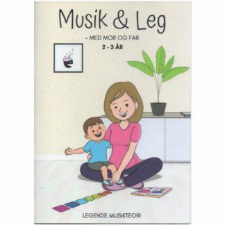 Musik og leg til 2-3 årige børn og deres forældre