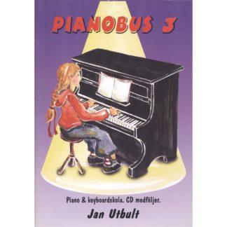 Klaverskole nodebog Pianobus 3