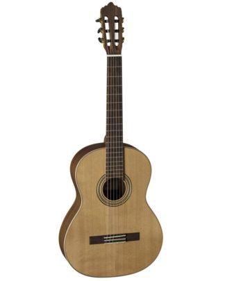 Spnask guitar i kvalitetsmaterialer