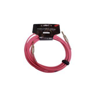 Pink jack-jack-kabel 6 meter