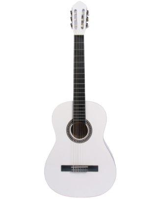 Hvid guitar billig