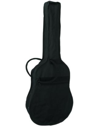 Billig pose til elguitar med skulderstropper