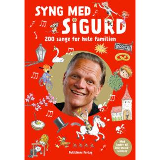 Børnesangbog med Sigurd Barrett