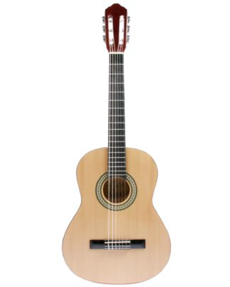 spansk junior guitar trekvart natur