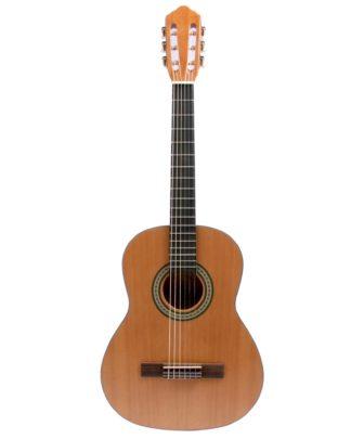spansk guitar 3/4 til børn i aldren 8-11 år