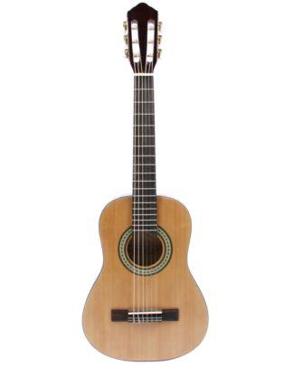 Spansk guitar i halvstørrelse til børn i musikskolen