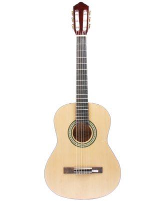 junior guitar spansk med nylonstrenge