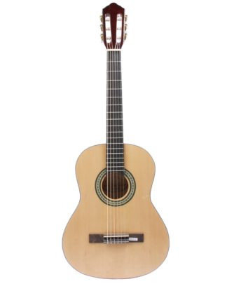 Spansk klassisk guitar massiv