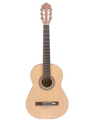 7/8 spansk guitar i god kvalitet til strat i musikskolen