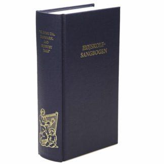 den nye højskole sangbog i 19- udgave med 601 danske og internationale sange