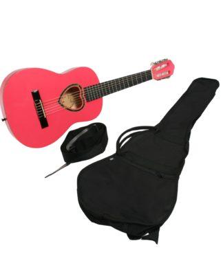 guitarpakke med børneguitar og tilbehør