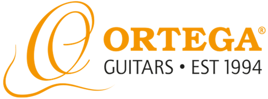 Ortega guitars logo