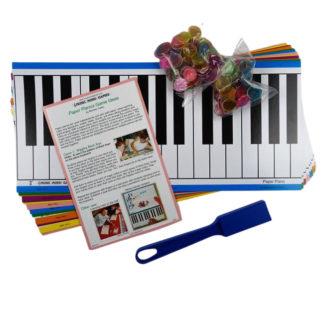 papirklaver til music mind games