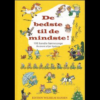 sangbog med børnesange