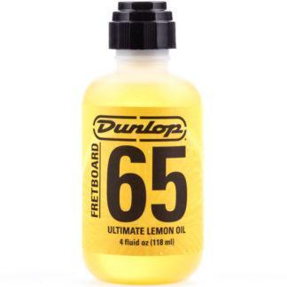 dunlop lemon olie til guitar