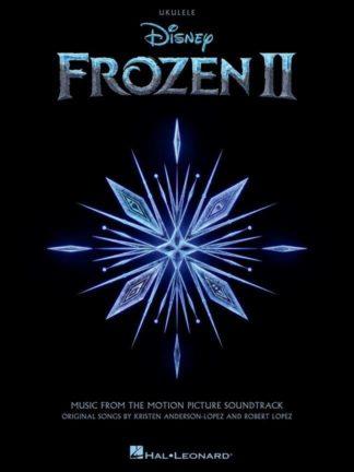 ukulelenoder med musikken fra Frost 2